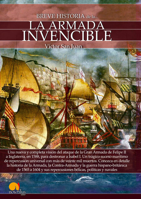 Breve Historia De La Armada Invencible Ebook Aldi Life