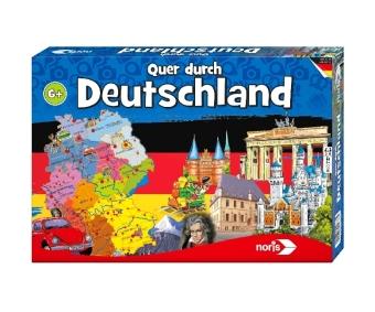 Quer durch Deutschland (Spiel)