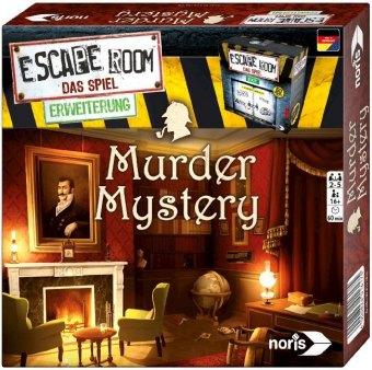 Escape Room, Murder Mystery (Spiel-Zubehör)