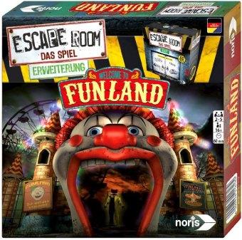 Escape Room, Funland (Spiel-Zubehör)