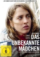 Das unbekannte Mädchen, 1 DVD Cover