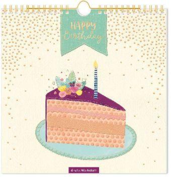 Happy Birthday, Geburtstagskalender (Lieblingsstücke)