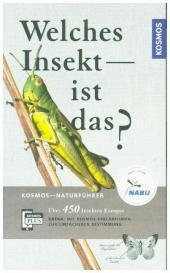 Welches Insekt ist das? Cover