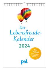 Der Lebensfreude-Kalender 2019 Cover