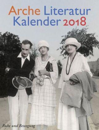 Arche Literatur Kalender 2018