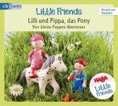 HABA Little Friends - Lilli und Pippa, das Pony, 1 Audio-CD Cover