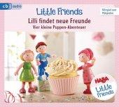 HABA Little Friends - Lilli findet neue Freunde, 1 Audio-CD Cover