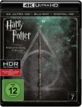 Harry Potter und die Heiligtümer des Todes 4K Cover