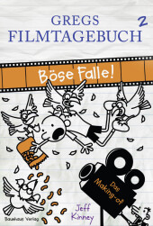 Gregs Filmtagebuch - Böse Falle! Cover