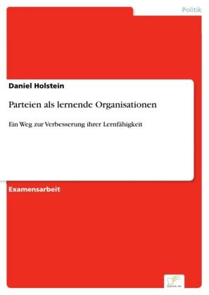Parteien als lernende Organisationen