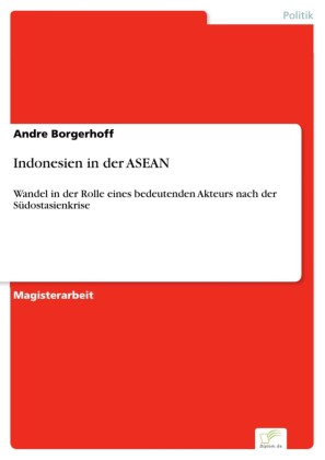 Indonesien in der ASEAN