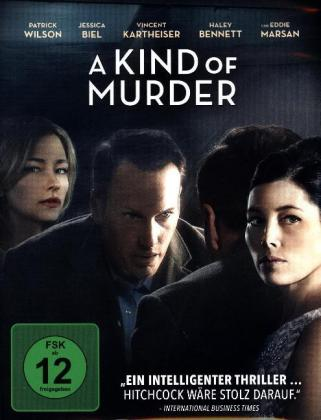 A Kind of Murder, 1 DVD