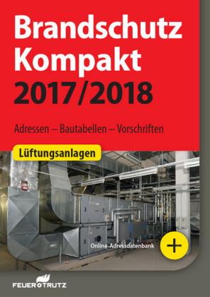 Brandschutz Kompakt 2017/2018 - E-Book (PDF)