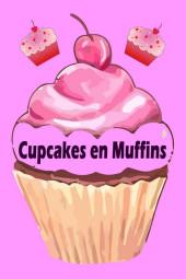 Cupcakes en Muffins - De 200 beste recepten in een bakplaat boek (cake en gebak)