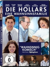 Die Hollars - Eine Wahnsinnsfamilie, 1 DVD Cover