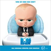 Boss Baby, 1 Audio-CD Cover