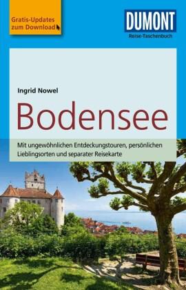 DuMont Reise-Taschenbuch Reiseführer Bodensee