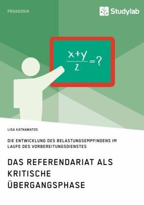 Das Referendariat als kritische Übergangsphase