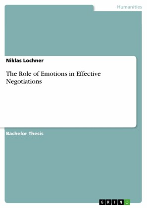 The Role of Emotions in Effective Negotiations