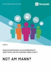 Not am Mann? Herausforderungen an krisenbedrohte Identitäten und die moderne Männlichkeit