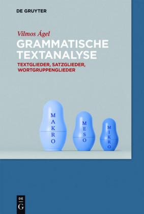 Grammatische Textanalyse