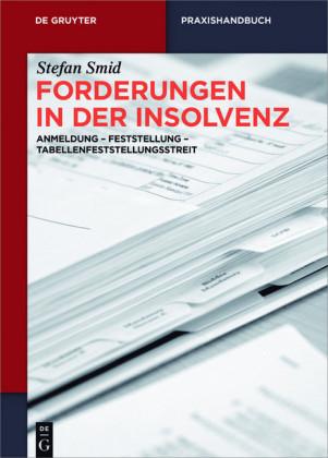 Forderungen in der Insolvenz