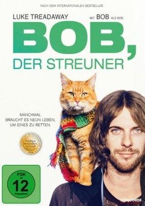 Bob, der Streuner, 1 DVD