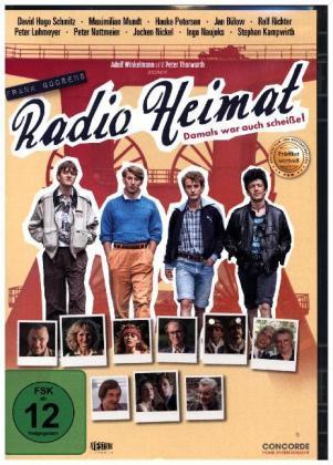 Radio Heimat, 1 DVD