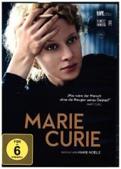 Marie Curie, 1 DVD Cover