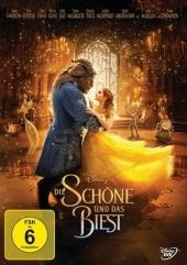 Die Schöne und das Biest (2017), 1 DVD Cover