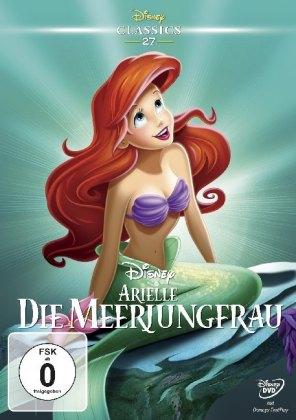 Arielle, die Meerjungfrau, 1 DVD