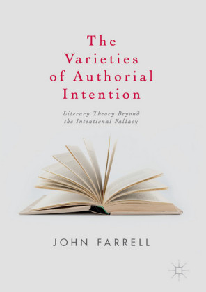 The Varieties of Authorial Intention
