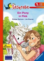 Ein Pony in Pink Cover