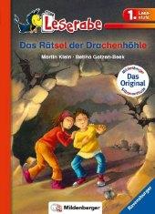 Das Rätsel der Drachenhöhle, Schulausgabe Cover