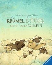 Krümel und Fussel - Allein unter Schafen
