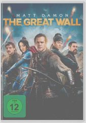The Great Wall, 1 DVD Cover