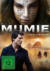 Die Mumie, 1 DVD Cover