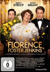 Florence Foster Jenkins, 1 DVD Cover