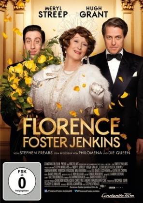 Florence Foster Jenkins, 1 DVD