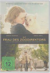 Die Frau des Zoodirektors, 1 DVD Cover