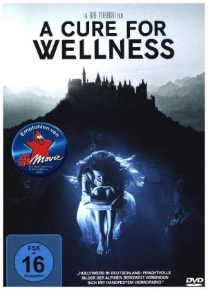 A Cure for Wellness, 1 DVD