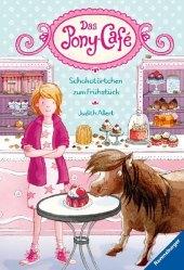 Das Pony-Café - Schokotörtchen zum Frühstück Cover