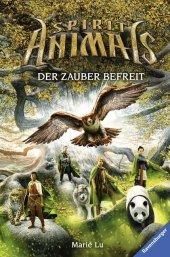 Spirit Animals - Der Zauber befreit Cover