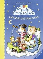 1-2-3 Minuten-Geschichten: Gute Nacht und träum schön! Cover