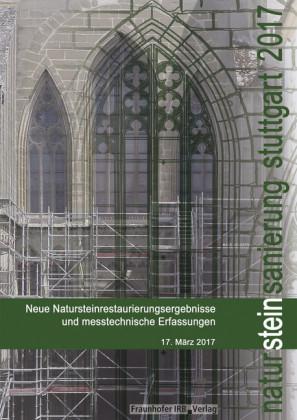 Natursteinsanierung Stuttgart 2017.