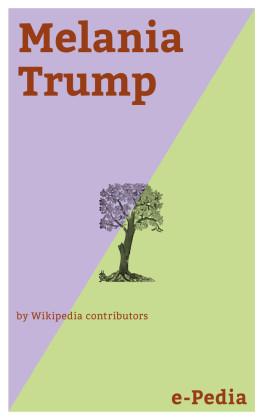 e-Pedia: Melania Trump