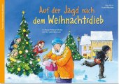 Auf der Jagd nach dem Weihnachtsdieb Cover
