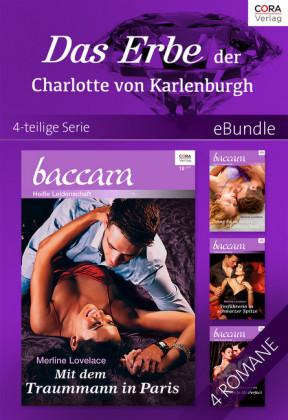 Das Erbe der Charlotte von Karlenburgh - 4-teilige Serie