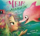 Meja Meergrün rettet den kleinen Delfin, 2 Audio-CDs