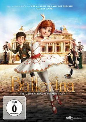 Ballerina - Gib deinen Traum niemals auf, 1 DVD